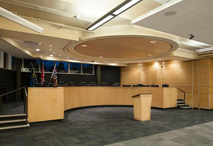 Burnaby Central Secondary Meeting Hall Photo 2