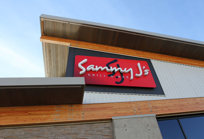 Sammy J's Grill & Bar, South Surrey Photo 6
