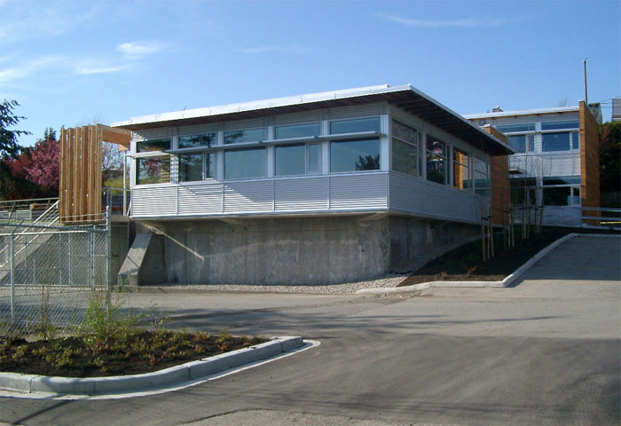 White Rock Operations Building - LEED Gold Project Photo 0