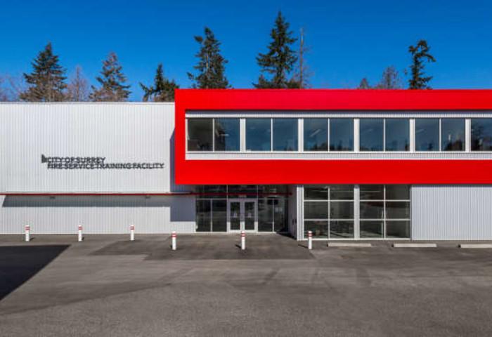 Surrey Fire Services Training Centre Photo 1